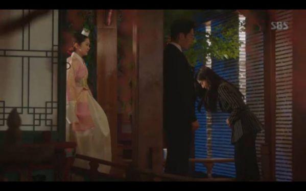 """""""Hoàng Hậu Cuối Cùng"""" tập 9, 10: Choi Jin Hyuk, Jang Na Ra đau khổ tột cùng 3"""
