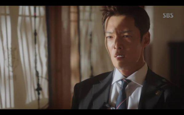 """""""Hoàng Hậu Cuối Cùng"""" tập 9, 10: Choi Jin Hyuk, Jang Na Ra đau khổ tột cùng 9"""