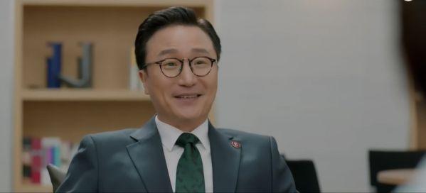 """Jin Hyuk bị chuyển công tác, nụ hôn chia xa đau lòng ở tập 8 của """"Encounter""""1"""