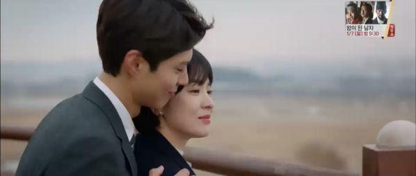 """Jin Hyuk bị chuyển công tác, nụ hôn chia xa đau lòng ở tập 8 của """"Encounter"""" 10"""