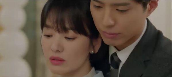 """Jin Hyuk bị chuyển công tác, nụ hôn chia xa đau lòng ở tập 8 của """"Encounter"""" 17"""