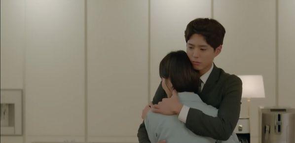 """Jin Hyuk bị chuyển công tác, nụ hôn chia xa đau lòng ở tập 8 của """"Encounter"""" 18"""