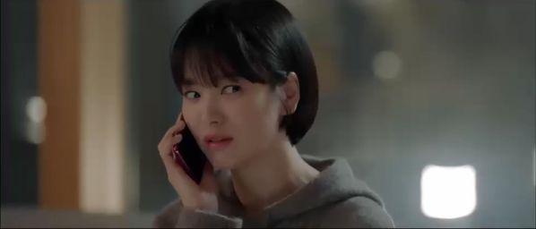 """Jin Hyuk bị chuyển công tác, nụ hôn chia xa đau lòng ở tập 8 của """"Encounter"""" 20"""