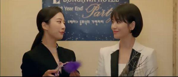 """Jin Hyuk bị chuyển công tác, nụ hôn chia xa đau lòng ở tập 8 của """"Encounter"""" 23"""