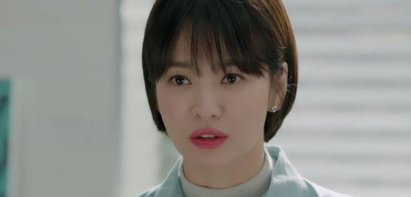 """Jin Hyuk bị chuyển công tác, nụ hôn chia xa đau lòng ở tập 8 của """"Encounter"""" 4"""