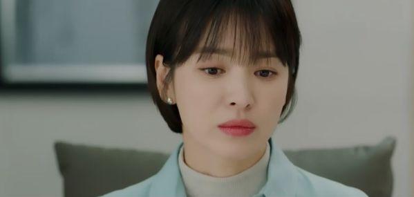 """Jin Hyuk bị chuyển công tác, nụ hôn chia xa đau lòng ở tập 8 của """"Encounter"""" 7"""