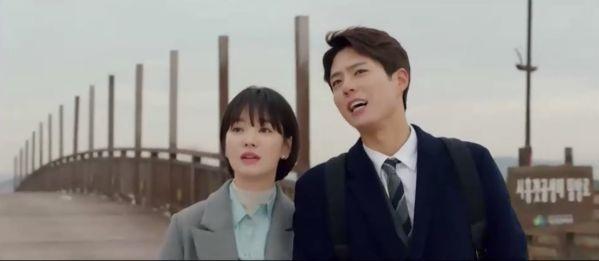 """Jin Hyuk bị chuyển công tác, nụ hôn chia xa đau lòng ở tập 8 của """"Encounter"""" 8"""