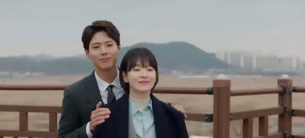"""Jin Hyuk bị chuyển công tác, nụ hôn chia xa đau lòng ở tập 8 của """"Encounter"""" 9"""