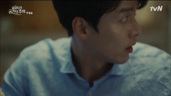 """""""Ký Ức Alhambra"""" tập 1: Hyun Bin bị Park Shin Hye cho ăn hành tơi tả 17"""