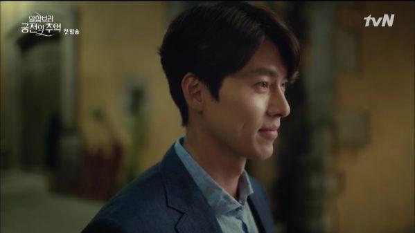 """""""Ký Ức Alhambra"""" tập 1: Hyun Bin bị Park Shin Hye cho ăn hành tơi tả 3"""