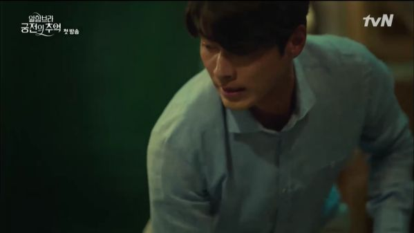 """""""Ký Ức Alhambra"""" tập 1: Hyun Bin bị Park Shin Hye cho ăn hành tơi tả 9"""