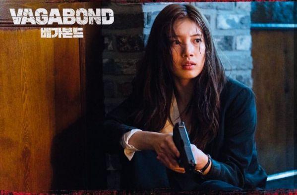 """Những hình ảnh xinh đẹp đầu tiên của Suzy trong phim """"Vagabond"""" 1"""
