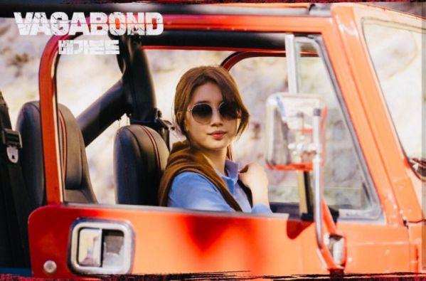 """Những hình ảnh xinh đẹp đầu tiên của Suzy trong phim """"Vagabond"""" 2"""
