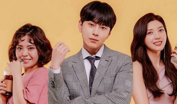 """Phim """"Coffee, Do Me a Favor"""" của Yong Jun Hyung lên sóng ngày 1/12 1"""