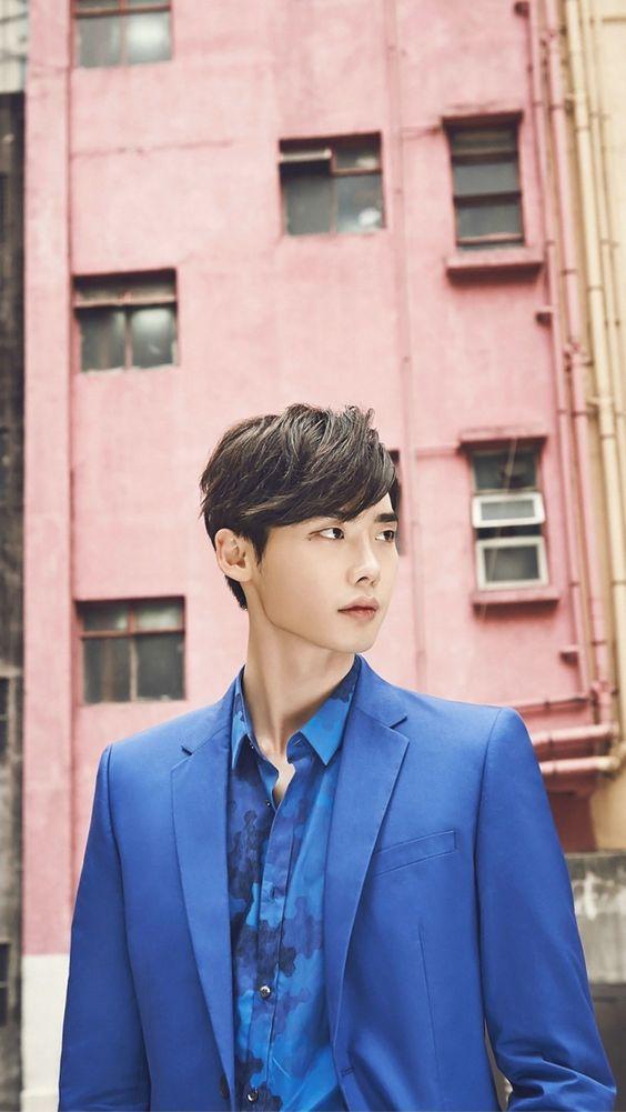 """""""Romance Supplement"""" tung poster đầu tiên của Lee Jong Suk và Lee Na Young 5"""