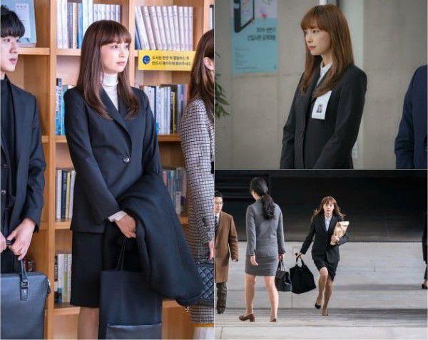 """""""Romance Supplement"""" tung poster đầu tiên của Lee Jong Suk và Lee Na Young 8"""