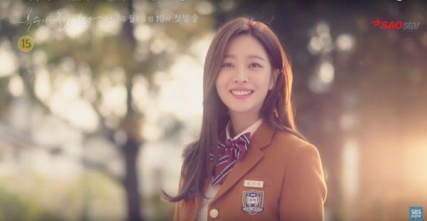 """Teaser 3 của """"My Strange Hero"""": Jo Ah Bo chửi thề và quá khủng khiếp 1"""