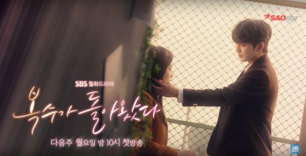 """Teaser 3 của """"My Strange Hero"""": Jo Ah Bo chửi thề và quá khủng khiếp 10"""
