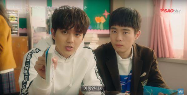 """Teaser 3 của """"My Strange Hero"""": Jo Ah Bo chửi thề và quá khủng khiếp 3"""