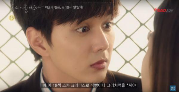 """Teaser 3 của """"My Strange Hero"""": Jo Ah Bo chửi thề và quá khủng khiếp 5"""