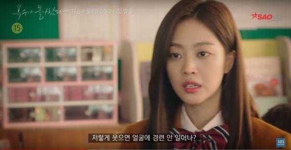 """Teaser 3 của """"My Strange Hero"""": Jo Ah Bo chửi thề và quá khủng khiếp 6"""