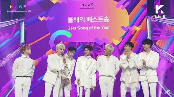 Tổng kết giải thưởng MelOn Music Awards 2018: BTS và iKON thắng lớn 4