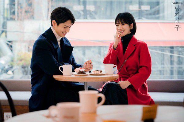 BXH top 10 phim Hàn và diễn viên nổi tiếng tuần cuối tháng 1/2019 4