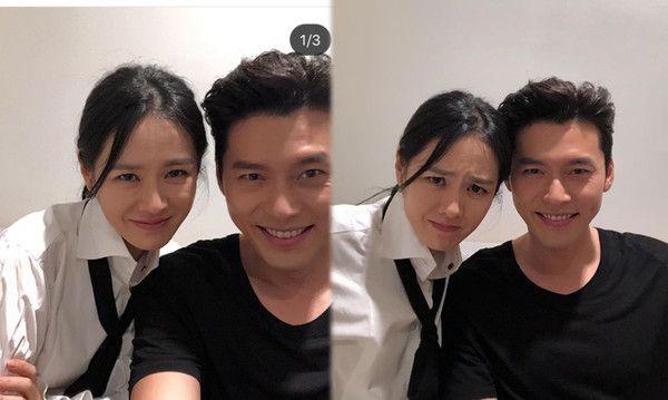 Công ty quản lý của Hyun Bin và Son Ye Jin lên tiếng về tin đồn hẹn hò2