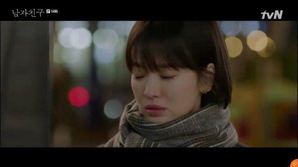 """""""Encounter"""" tập 14: Soo Hyun chia tay với Jin Hyuk trong đau khổ 11"""