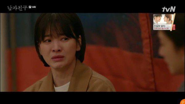"""""""Encounter"""" tập 14: Soo Hyun chia tay với Jin Hyuk trong đau khổ 6"""