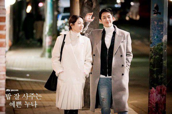 """Han Ji Min và Jung Hae In kết đôi trong """"Spring Night"""": Khán giả nói gì? 1"""