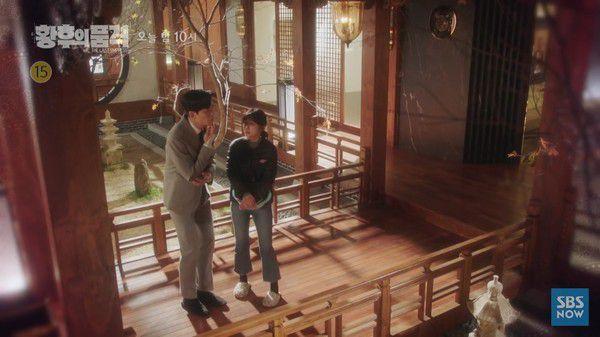 """""""Hoàng Hậu Cuối Cùng"""" tập 29, 30: Wang Shik cứu Sunny khỏi bị gài bom 1"""