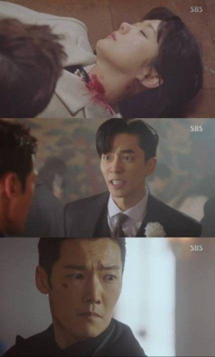 """""""Hoàng Hậu Cuối Cùng"""" tập 29, 30: Wang Shik cứu Sunny khỏi bị gài bom 12"""