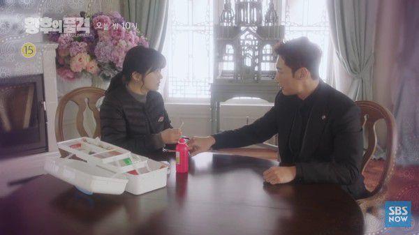 """""""Hoàng Hậu Cuối Cùng"""" tập 29, 30: Wang Shik cứu Sunny khỏi bị gài bom 3"""