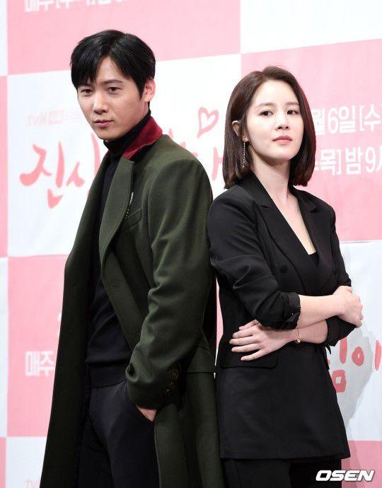 Họp báo ra mắt 'Touch Your Heart': Yoo In Na và Lee Dong Wook đẹp đôi quá! 19