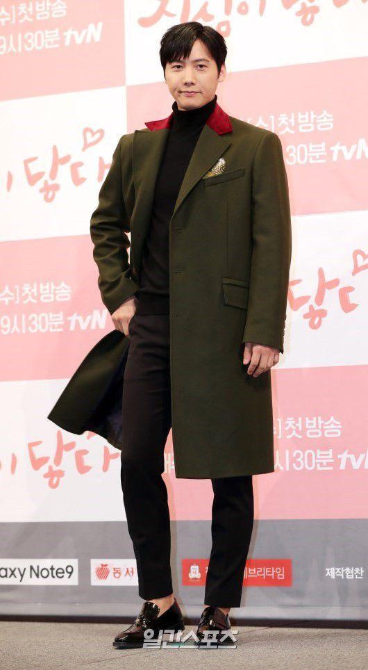 Họp báo ra mắt 'Touch Your Heart': Yoo In Na và Lee Dong Wook đẹp đôi quá! 7