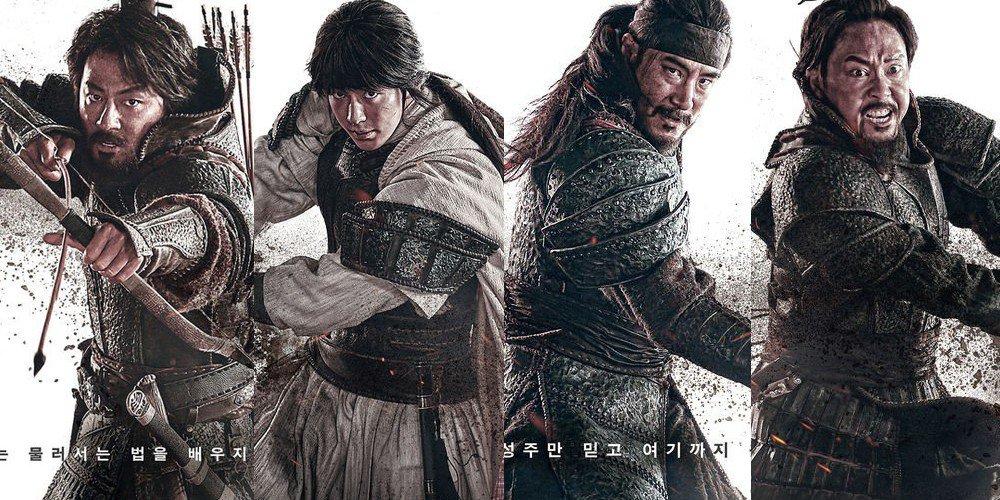 Những phim lẻ Hàn Quốc hay và mới nhất để xem ngay Tết Âm 2019 9