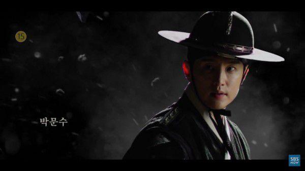 """Phim """"Haechi"""" của Jung Il Woo, Go Ara,Kwon Yul tung teaser đầu tiên 7"""