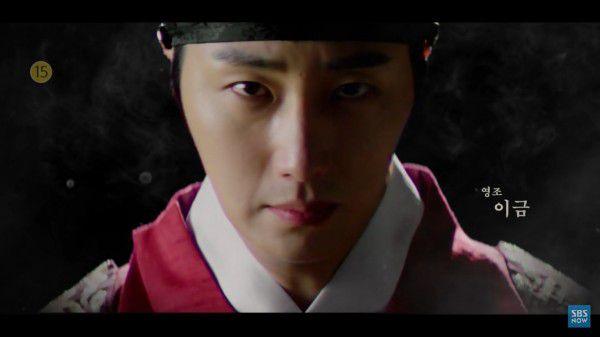 """Phim """"Haechi"""" của Jung Il Woo, Go Ara,Kwon Yul tung teaser đầu tiên 9"""