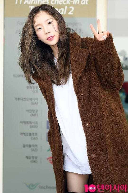Sân bay Incheon ngày 11/1: Cuộc đổ bộ của Irene, Taeyeon, Dara và BTS 12