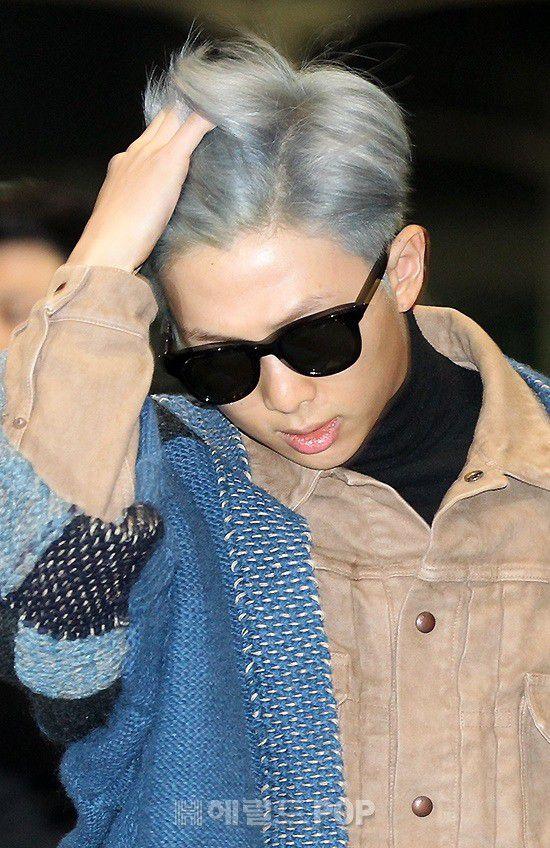 Sân bay Incheon ngày 11/1: Cuộc đổ bộ của Irene, Taeyeon, Dara và BTS 19