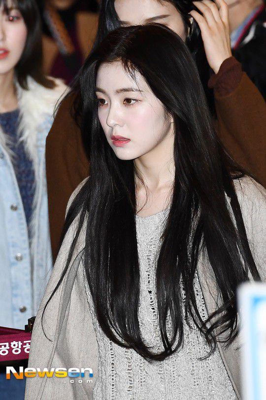 Sân bay Incheon ngày 11/1: Cuộc đổ bộ của Irene, Taeyeon, Dara và BTS 2