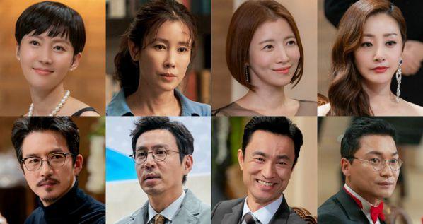 Sky Castle: Bức tranh hiện thực khốc liệt về thi đại học ở Hàn Quốc 2
