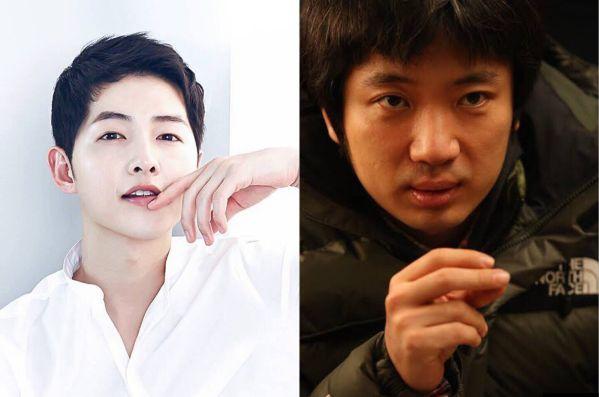 """Song Joong Ki tham gia bom tấn """"Lightning Ship"""" còn Kim Tae Ri đang cân nhắc1"""