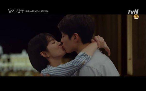 """Tập 11, 12 của """"Encounter"""": Soo Hyun và Jin Hyuk ngày càng tình cảm hơn 1"""