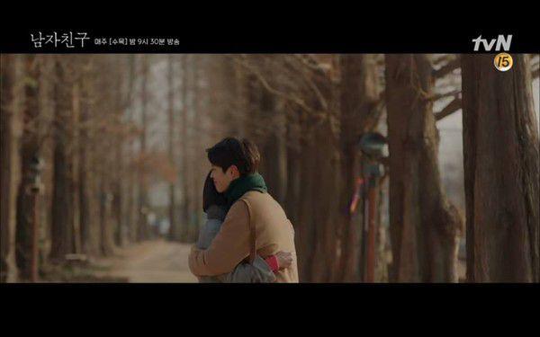 """Tập 11, 12 của """"Encounter"""": Soo Hyun và Jin Hyuk ngày càng tình cảm hơn 10"""