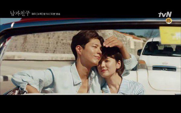 """Tập 11, 12 của """"Encounter"""": Soo Hyun và Jin Hyuk ngày càng tình cảm hơn 2"""