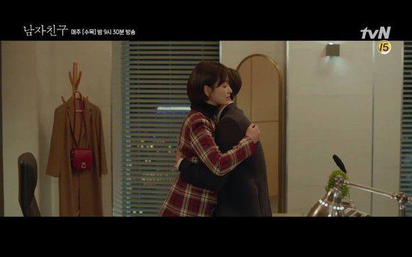 """Tập 11, 12 của """"Encounter"""": Soo Hyun và Jin Hyuk ngày càng tình cảm hơn 20"""