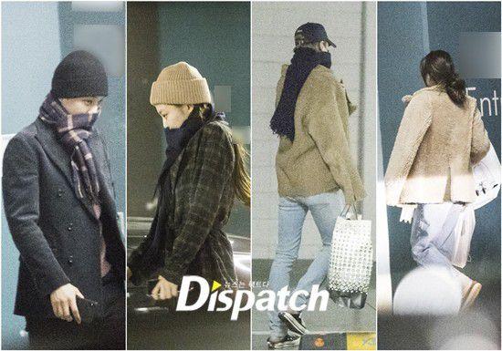 Tin vui đầu 2019: Lee Kwang Soo hẹn hò Lee Sun Bin, Kai hẹn hò với Jennie 10