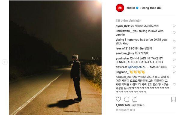 Tin vui đầu 2019: Lee Kwang Soo hẹn hò Lee Sun Bin, Kai hẹn hò với Jennie 11